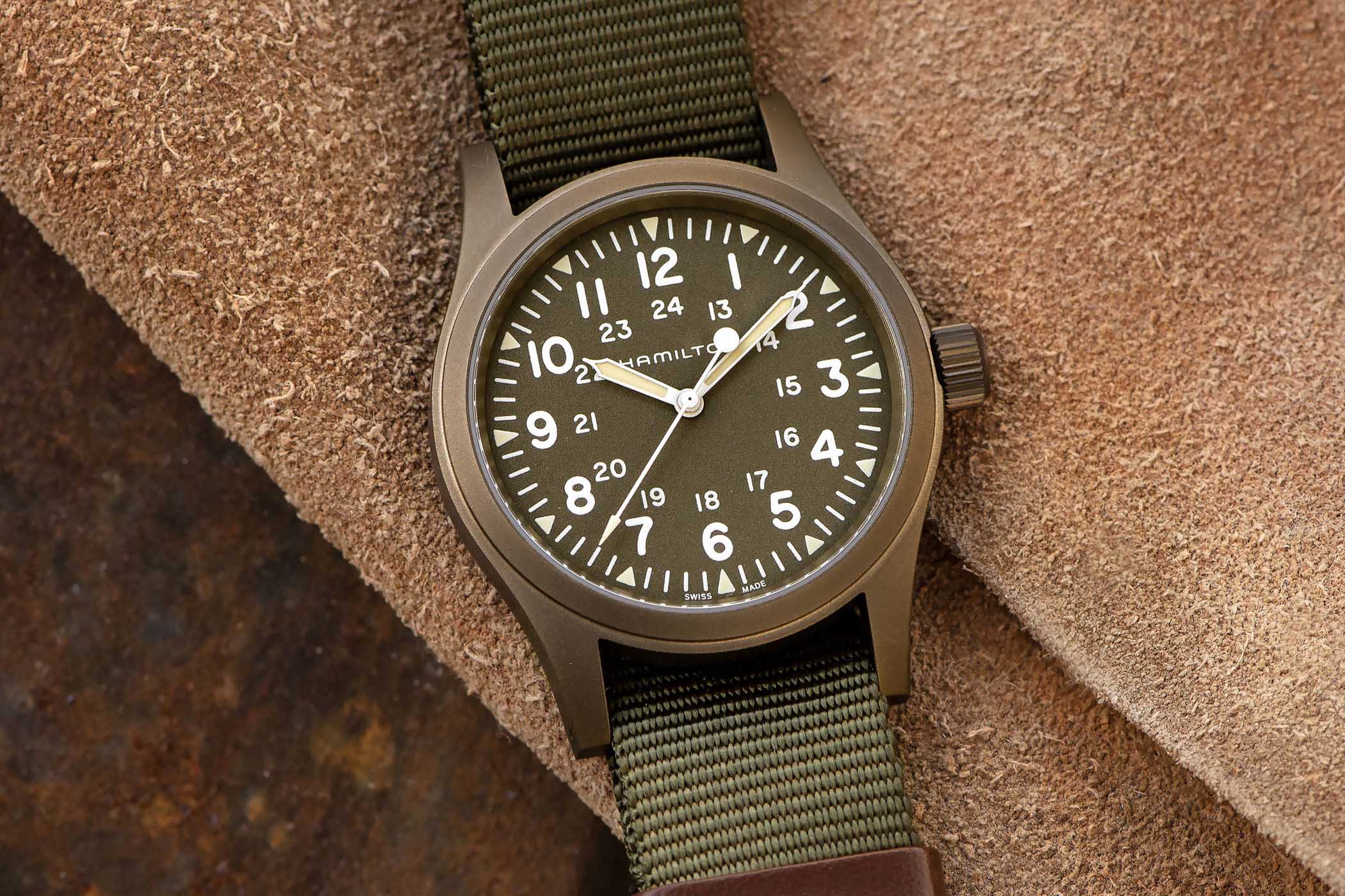 Hamilton Khaki Field Mechanical 2019 - 3