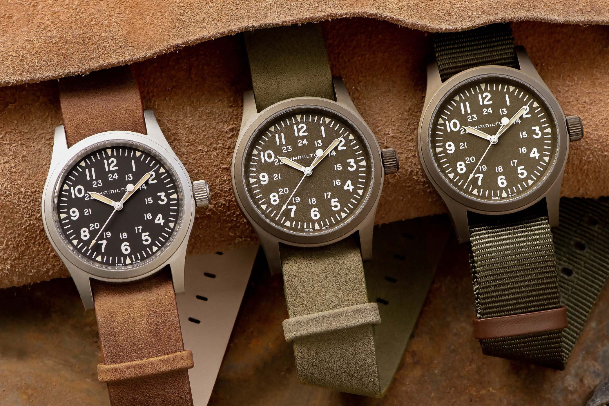 Hamilton Khaki Field Mechanical 2019 - 4
