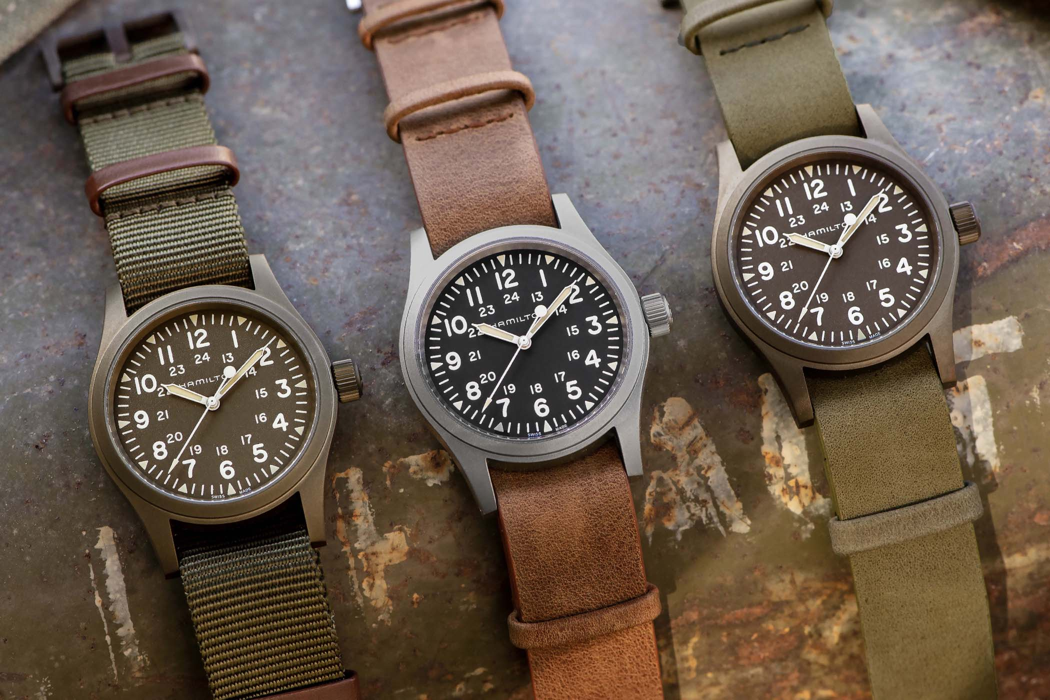 Hamilton Khaki Field Mechanical 2019 - 5