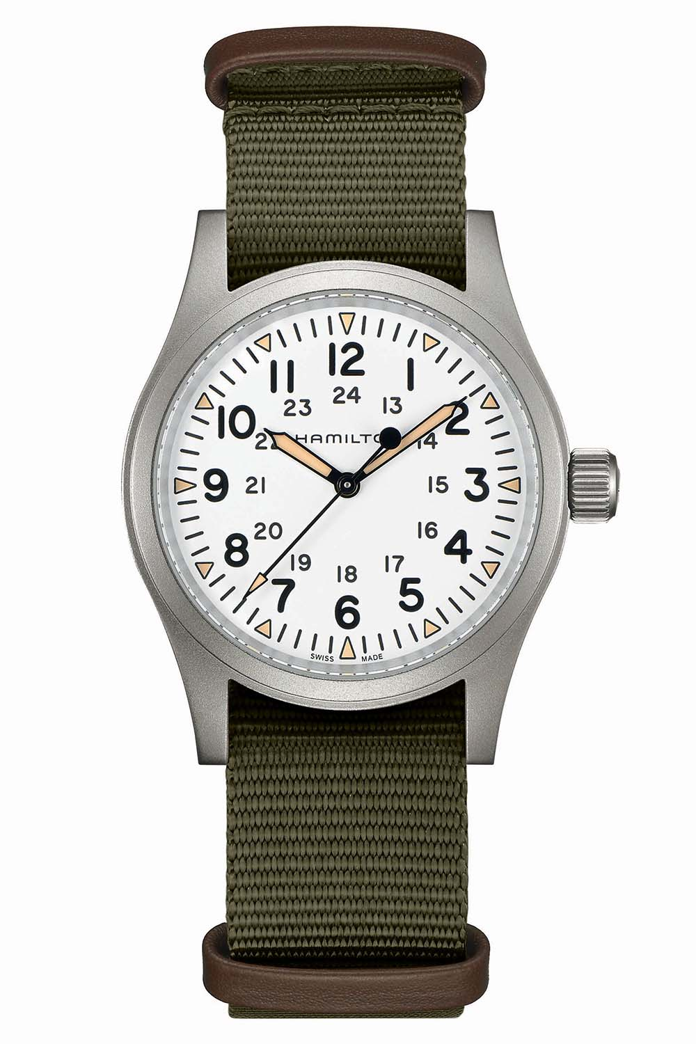 Hamilton Khaki Field Mechanical 2019 - 6