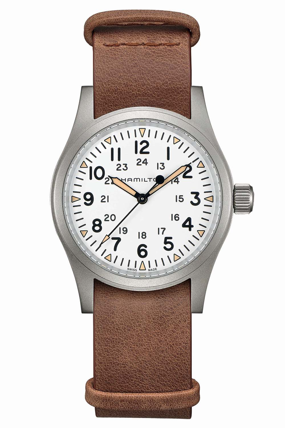 Hamilton Khaki Field Mechanical 2019 - 7