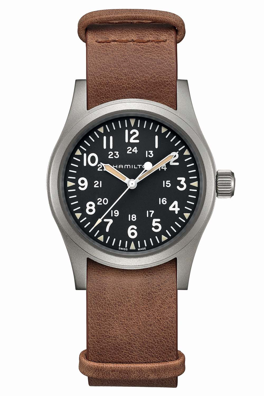 Hamilton Khaki Field Mechanical 2019 - 8