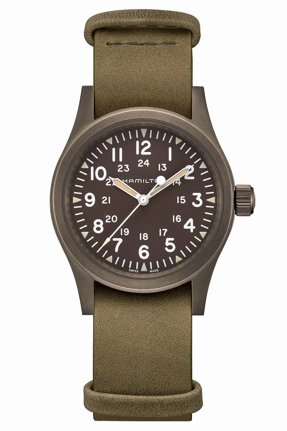 Hamilton Khaki Field Mechanical 2019 - 9