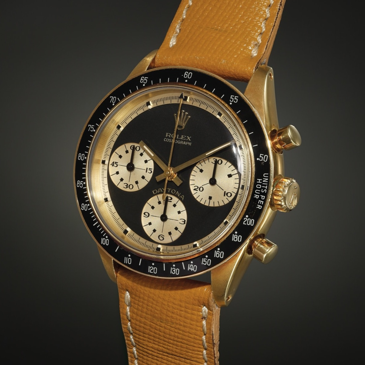 Rolex Daytona 6241 Gold John Player Special - Credits Phillips Watches - 1