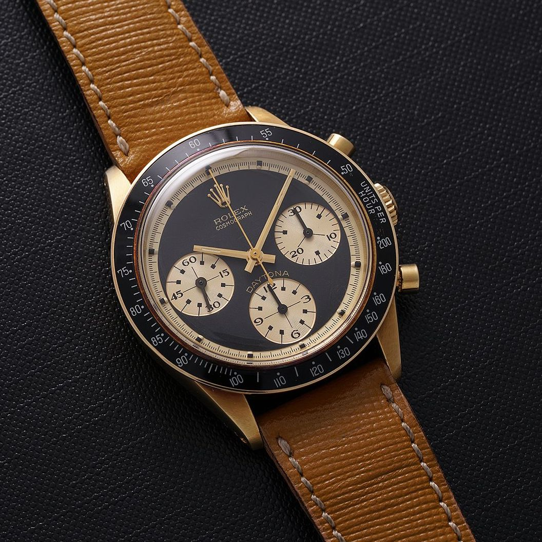 Rolex Daytona 6241 Gold John Player Special - Credits Phillips Watches - 2