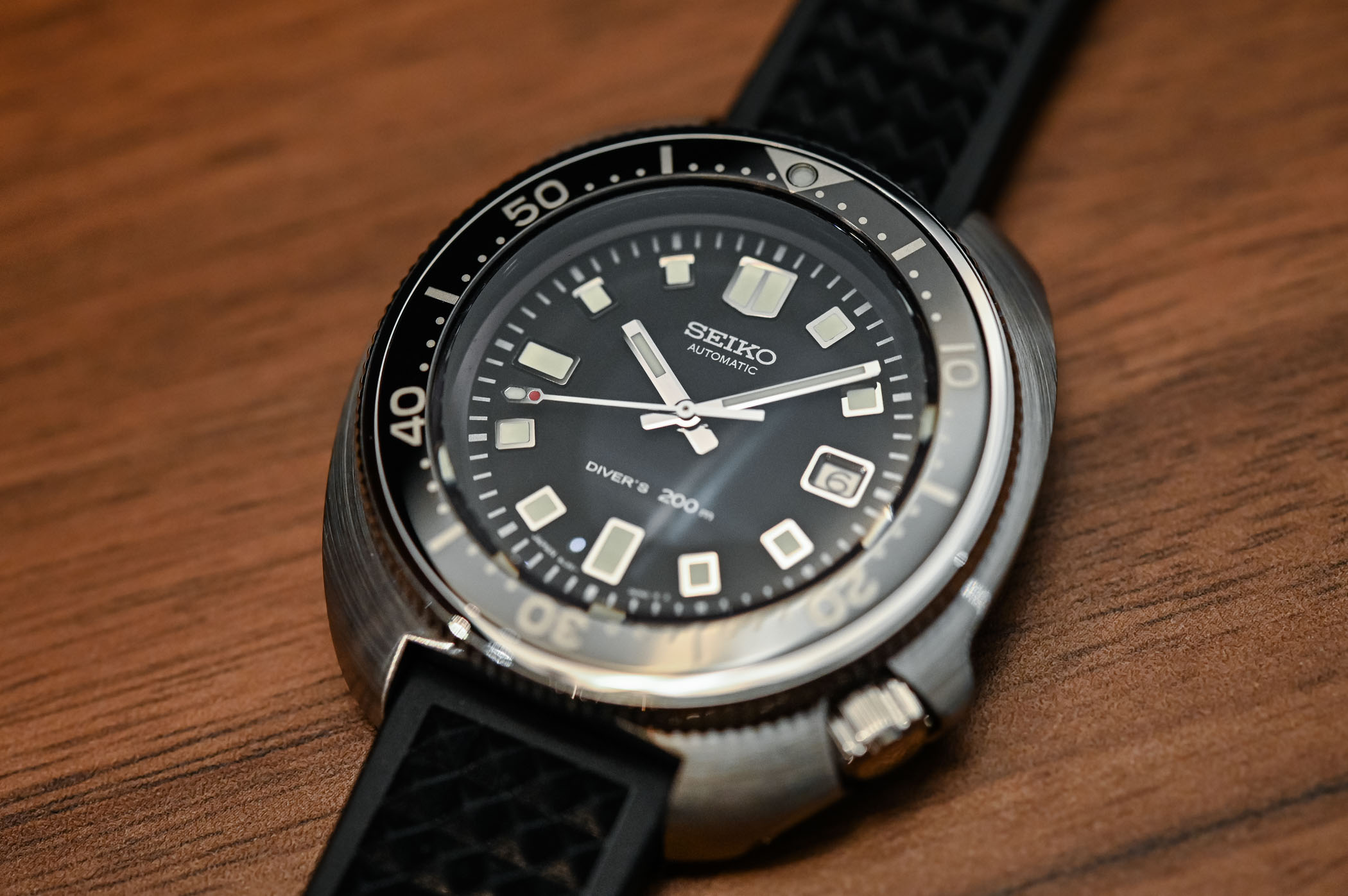 Seiko 1970 Divers Re-Creation SLA033 - 6