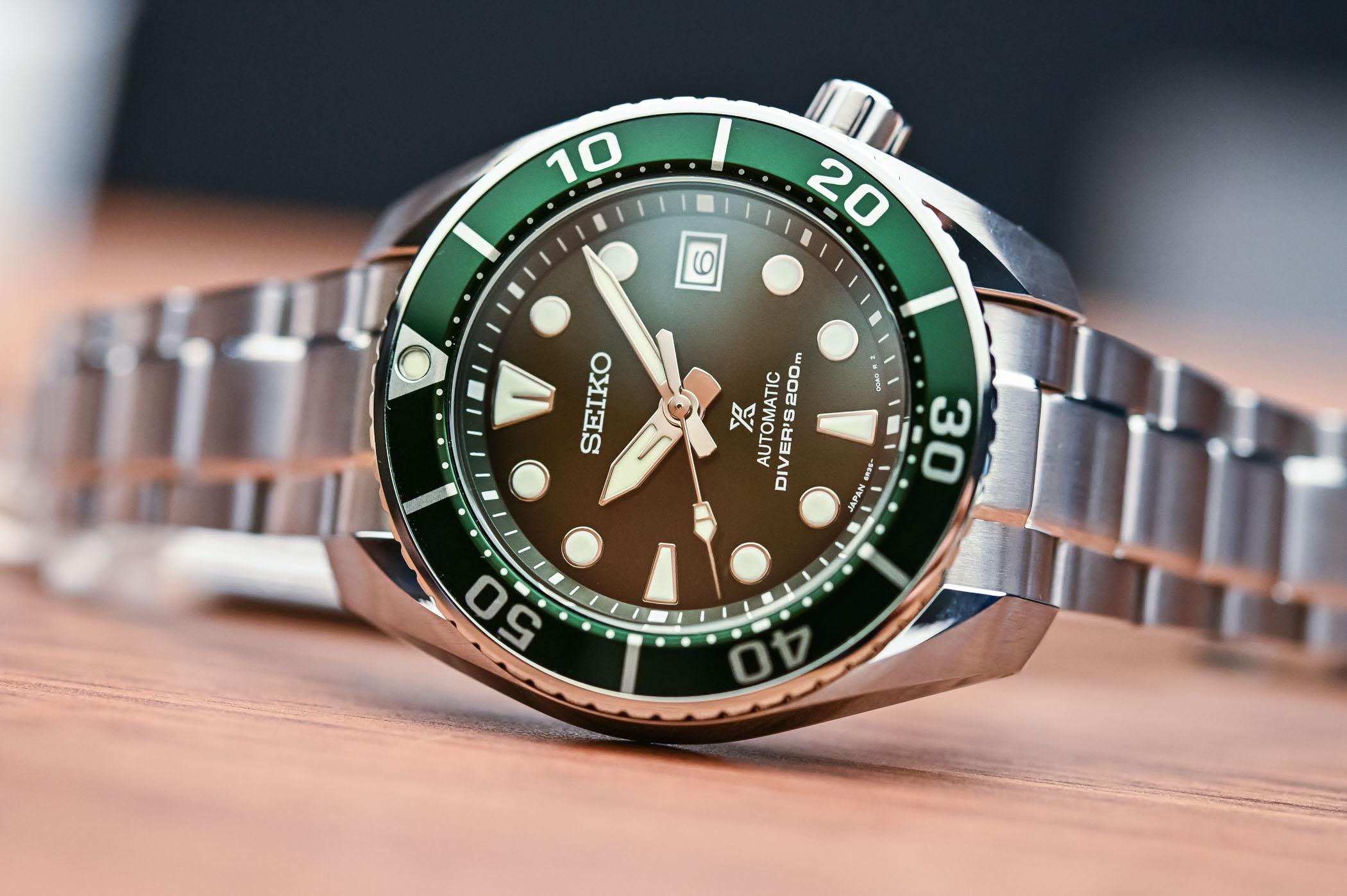 Seiko Sumo Prospex Diver 200m SPB103J1 - 1