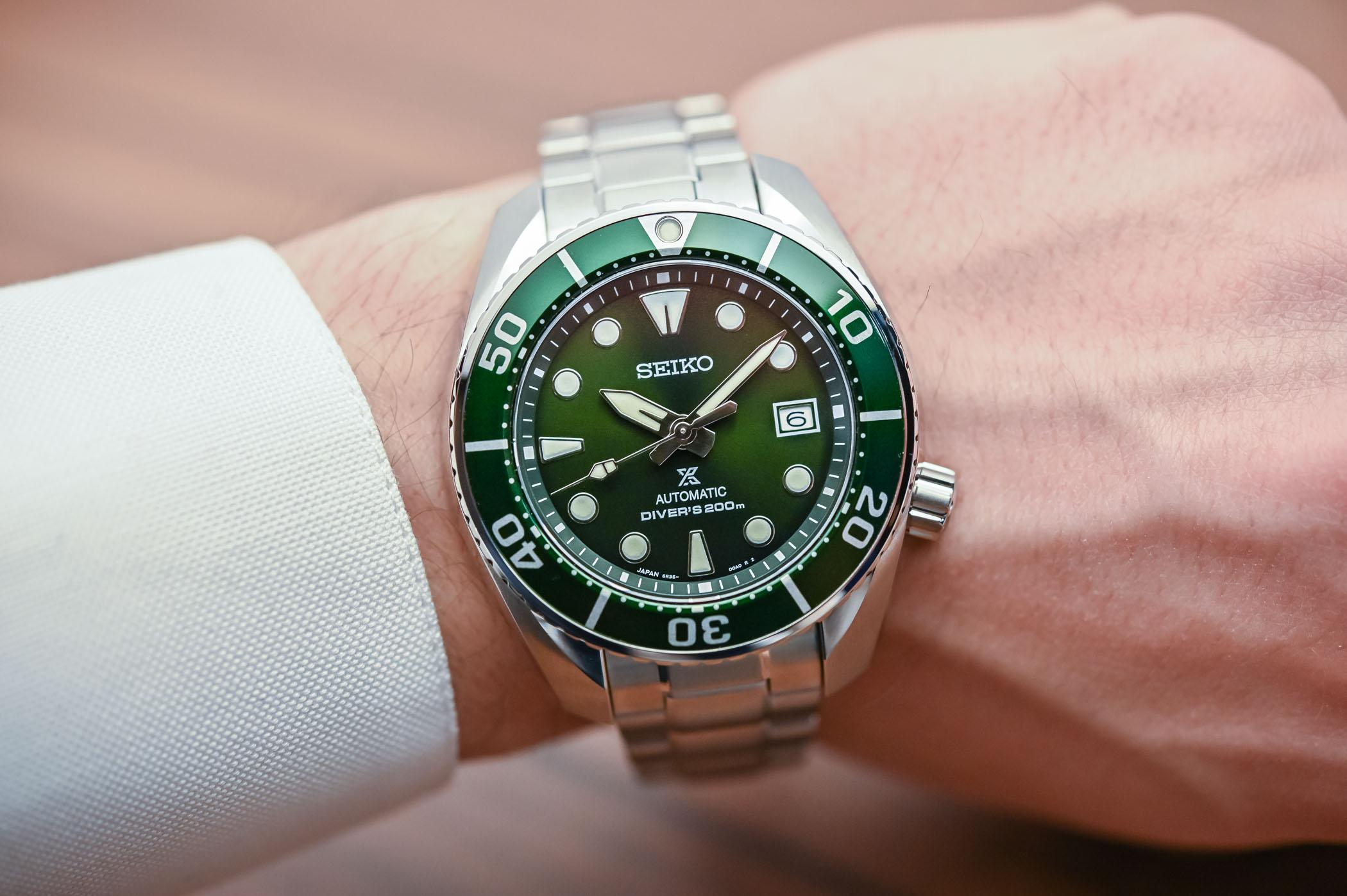 Seiko Sumo Prospex Diver 200m SPB103J1| REVIEW (specs & price)