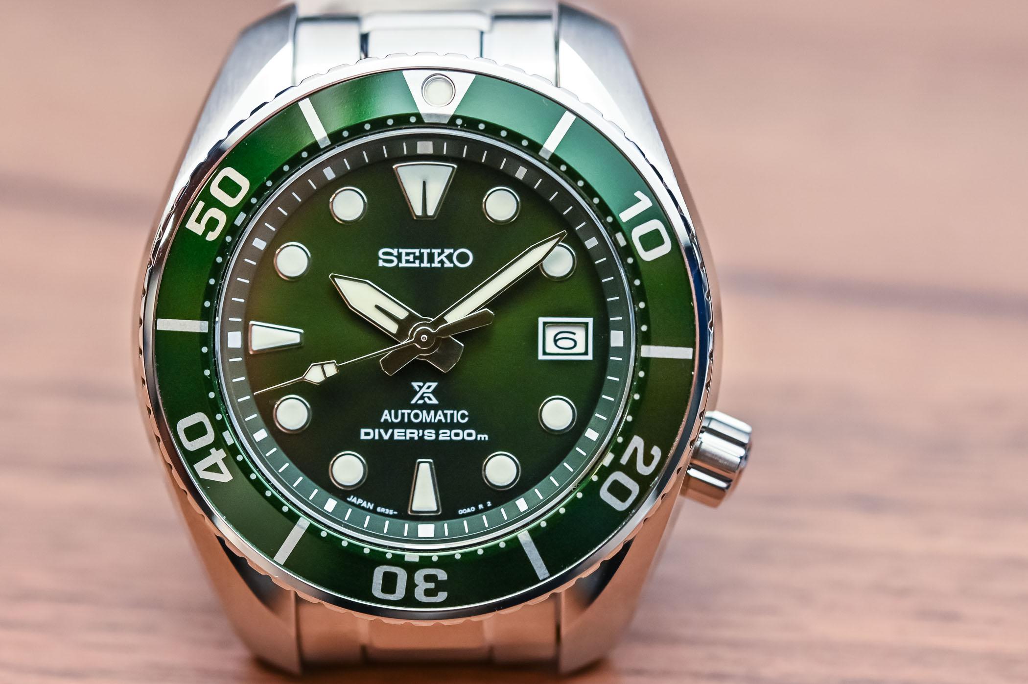 Seiko Sumo Prospex Diver 200m SPB103J1 - 6