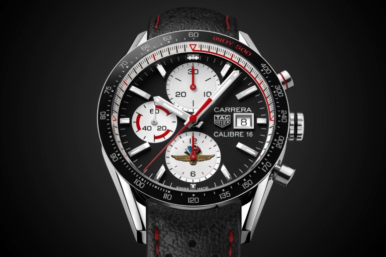 Introducing - TAG Heuer Carrera Indy 500 Special Edition (Specs & Price)