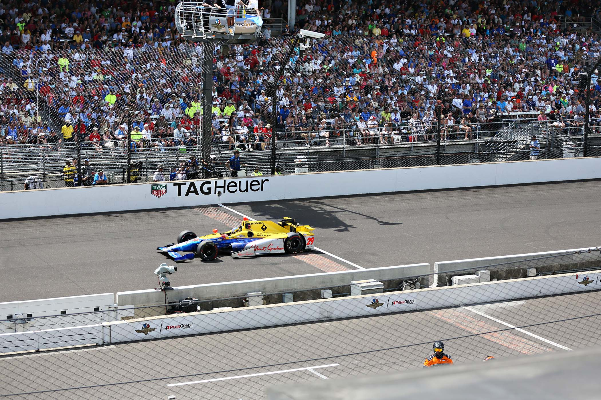 TAG Heuer - Indy 500 Track - 2
