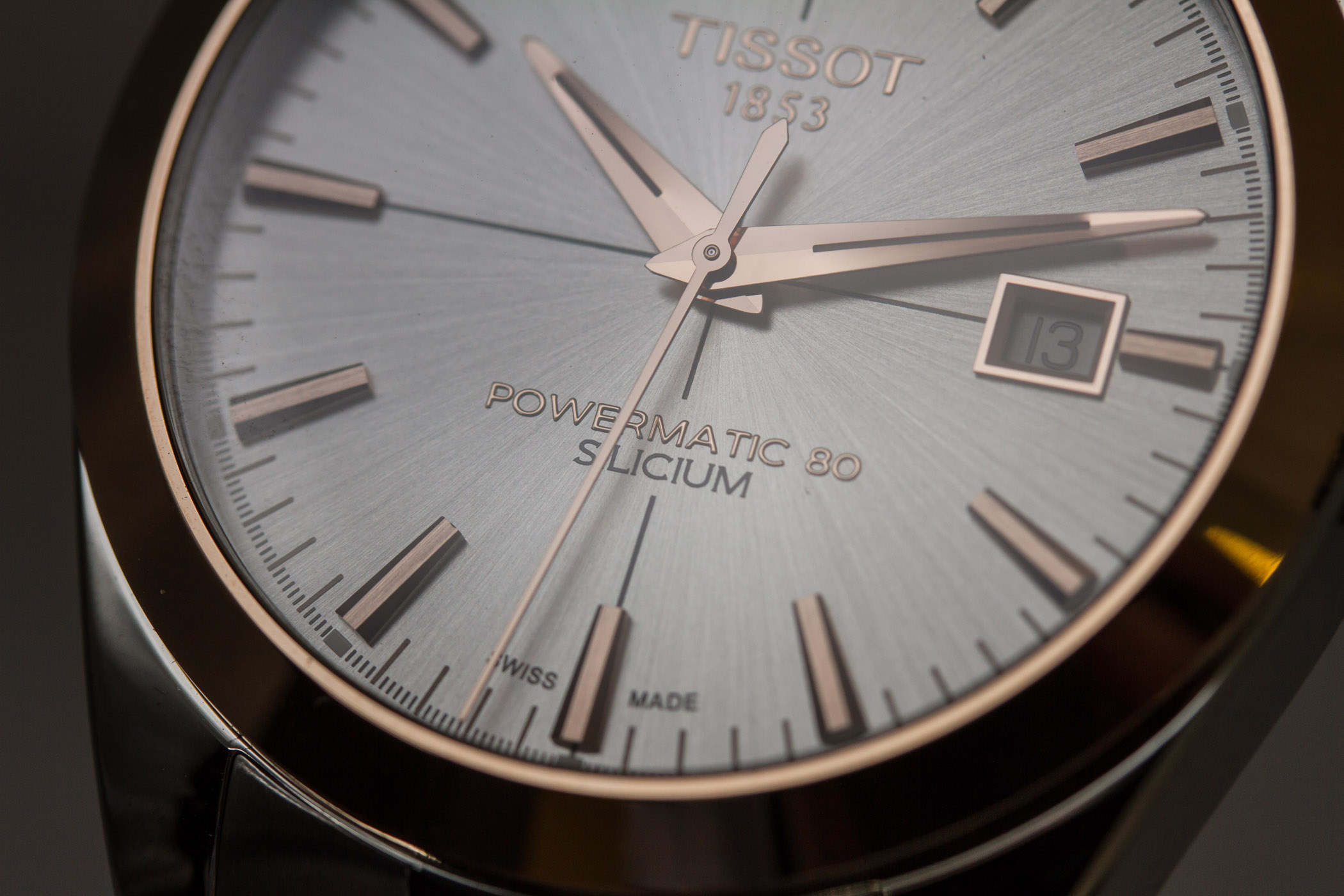 [News] Tissot Gentleman, la Datejust du pauvre ? - Page 2 Tissot-Gentleman-Powermatic-80-Two-Tone-Steel-and-Gold-6