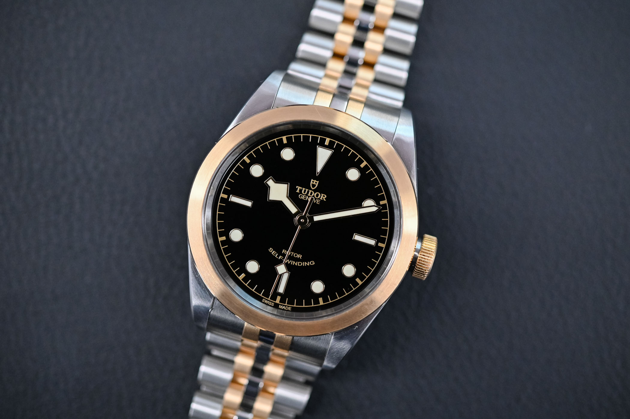 Tudor Black Bay 36 Steel-and-gold Jubilee - 2