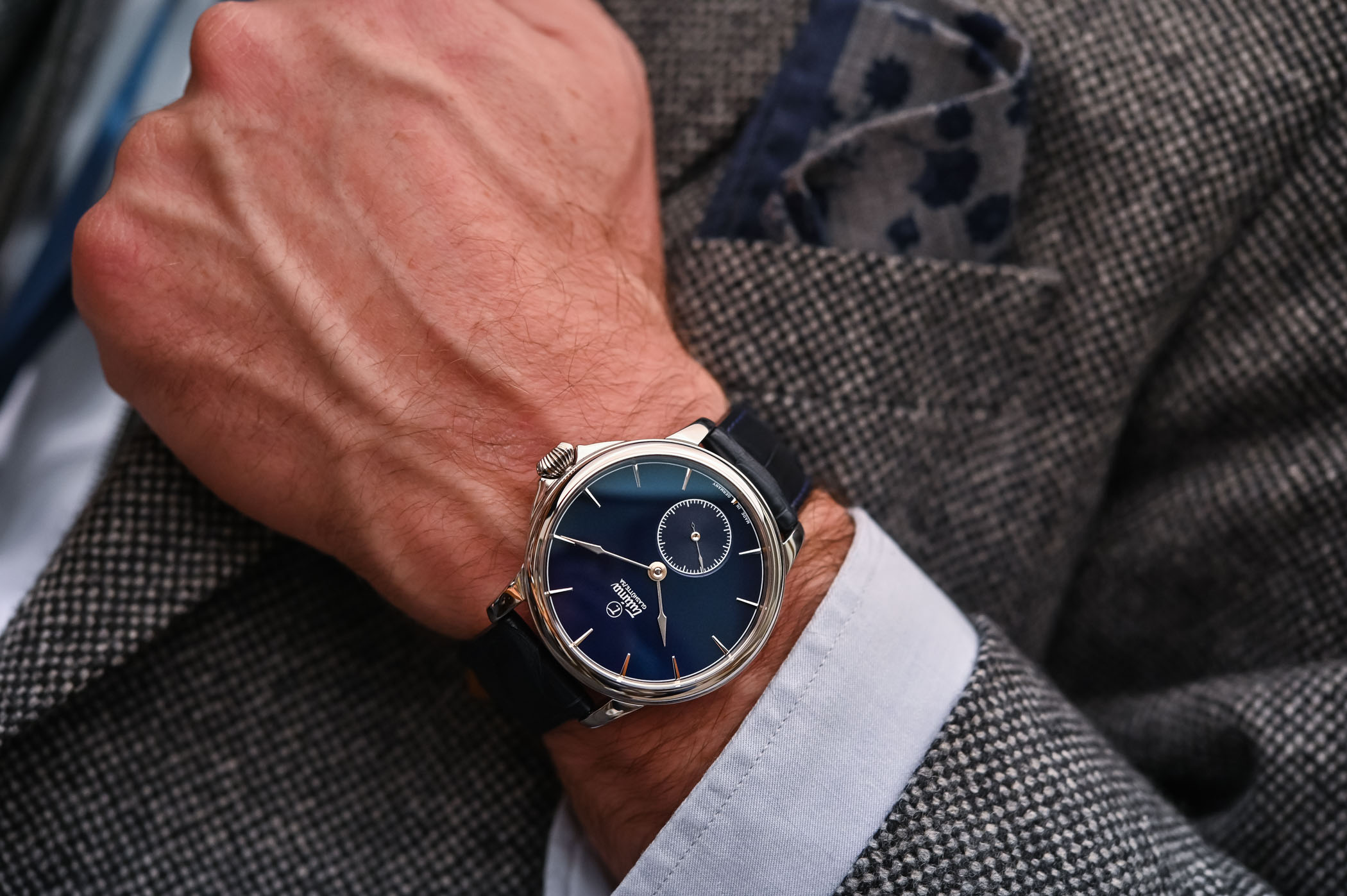 Tutima-Patria-Steel-Blue-Enamel-Dial-Baselworld-2019-Hands-On-31