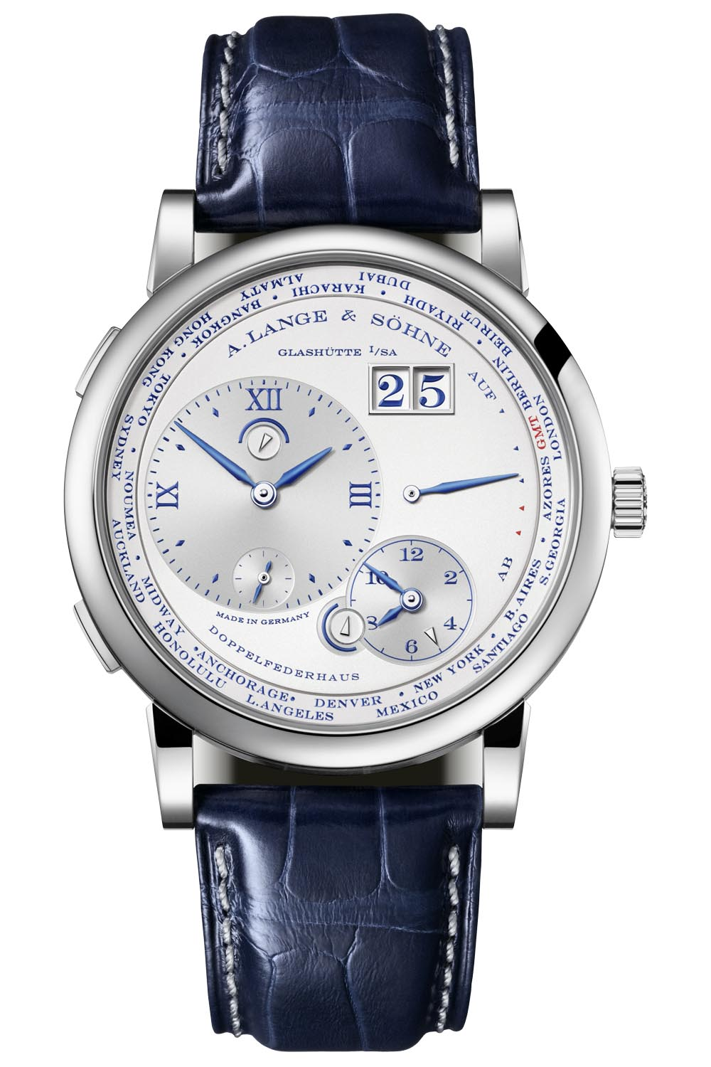 A. Lange & Söhne Lange 1 Time Zone 25th Anniversary