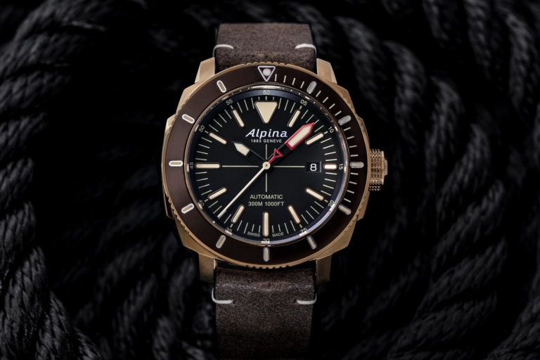 Introducing - Alpina Seastrong Diver 300 Automatic 2019 Collection (Specs & Price)