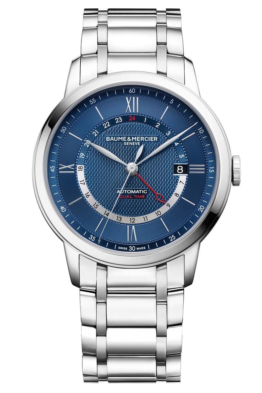 Baume & Mercier Classima Dual Time 10483