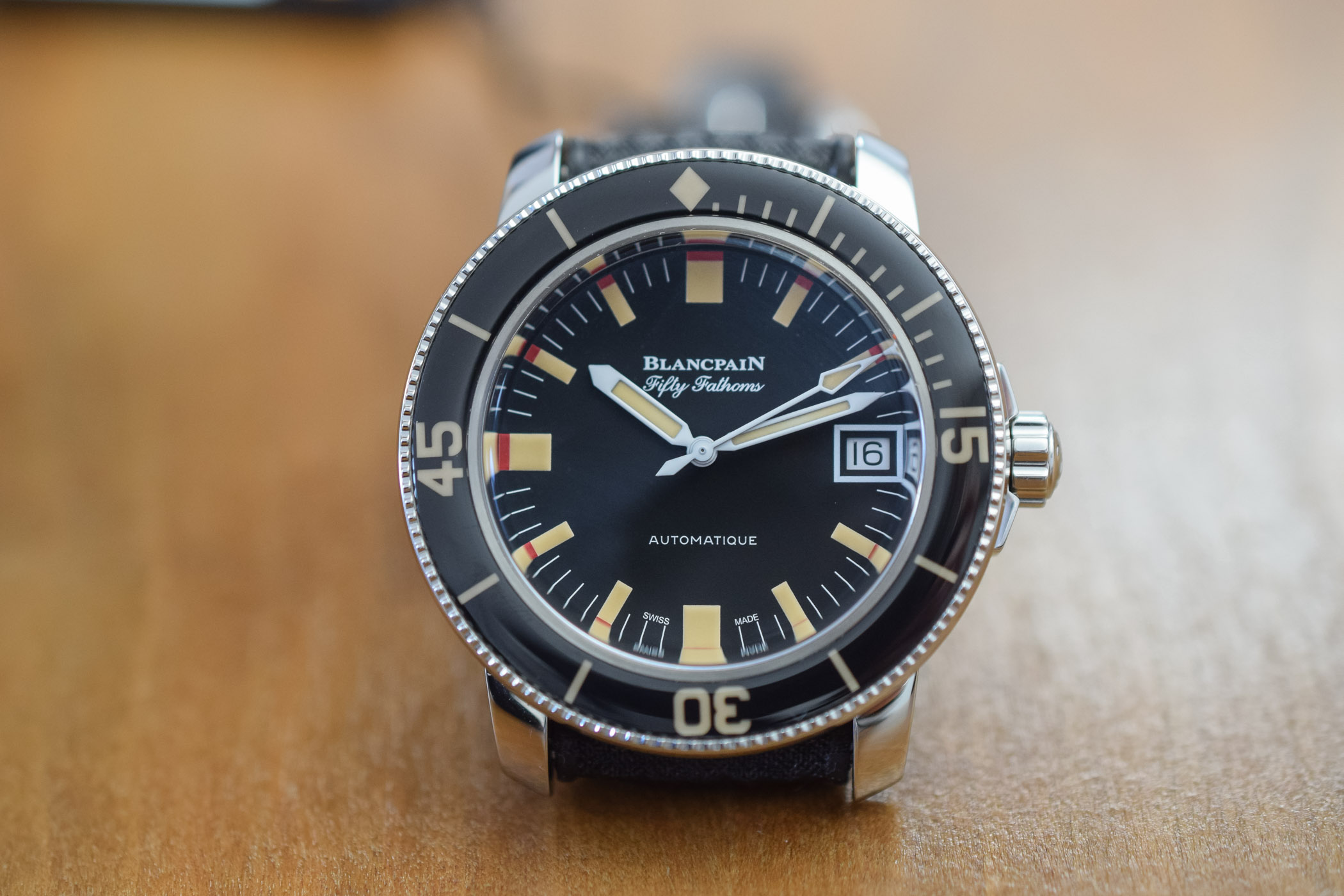 Blancpain Fifty Fathoms Barakuda Re-Edition 5008B-1130-B52A
