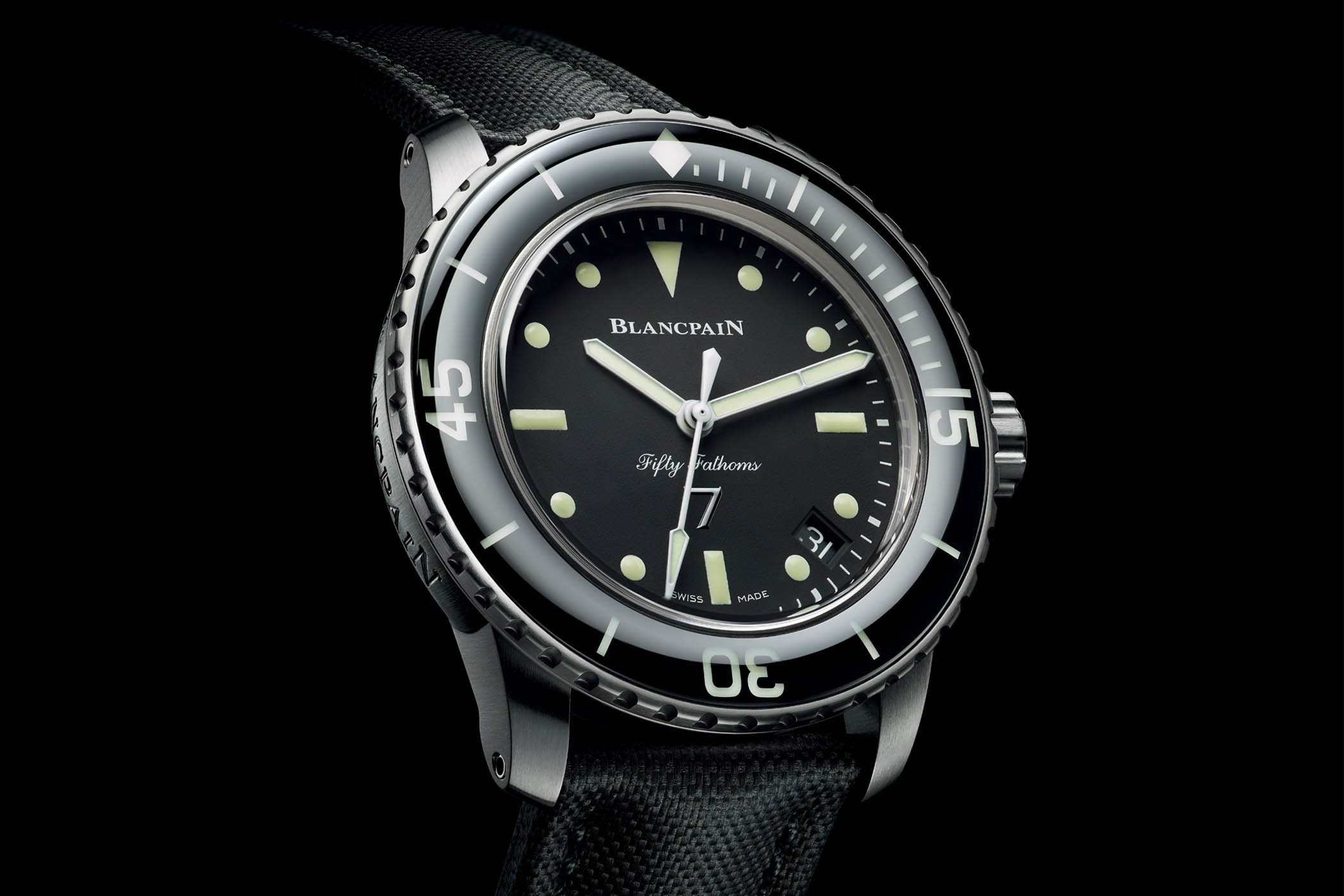 Blancpain Fifty Fathoms Nageurs de Combat Limited Edition