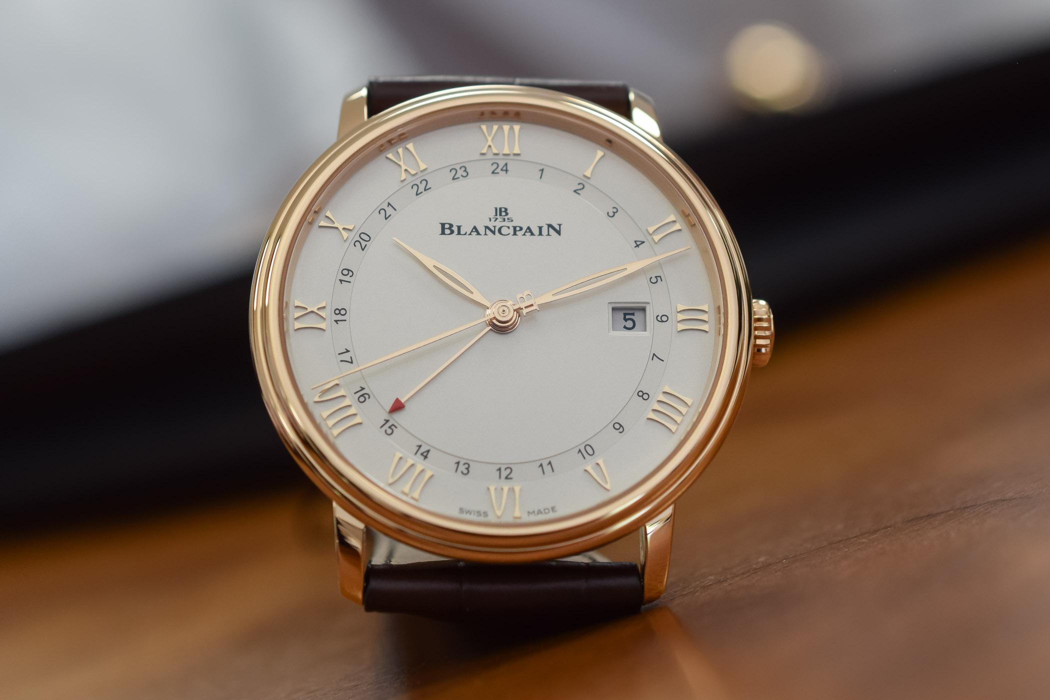 Blancpain Villeret GMT Date 6662