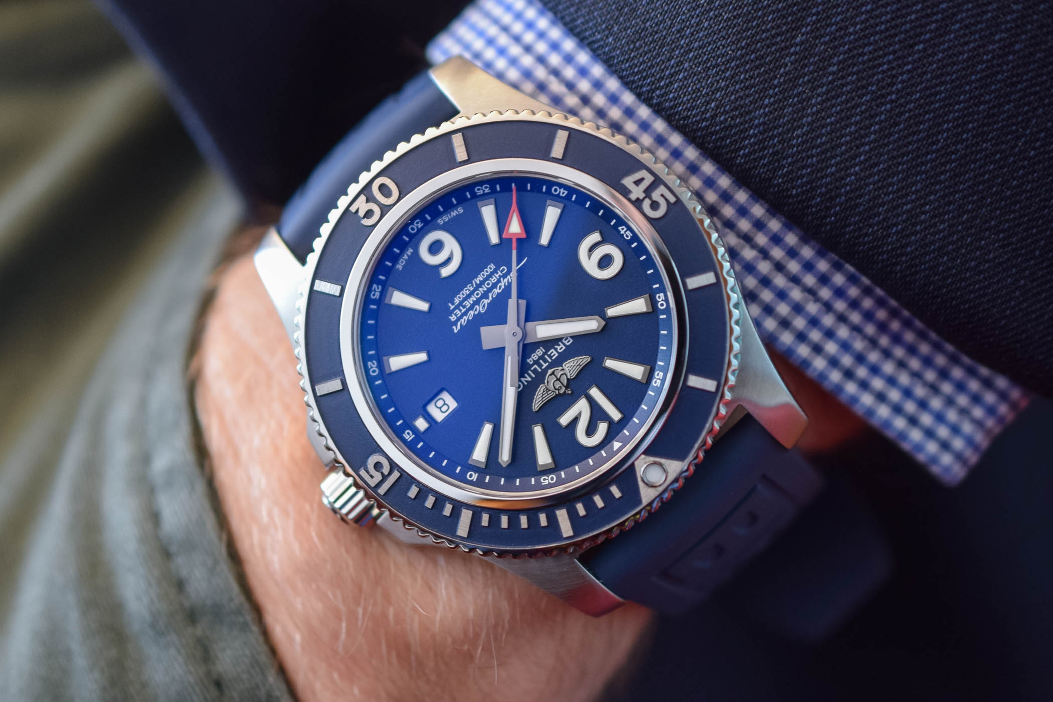 Breitling Superocean Automatic 44 - Model 2019