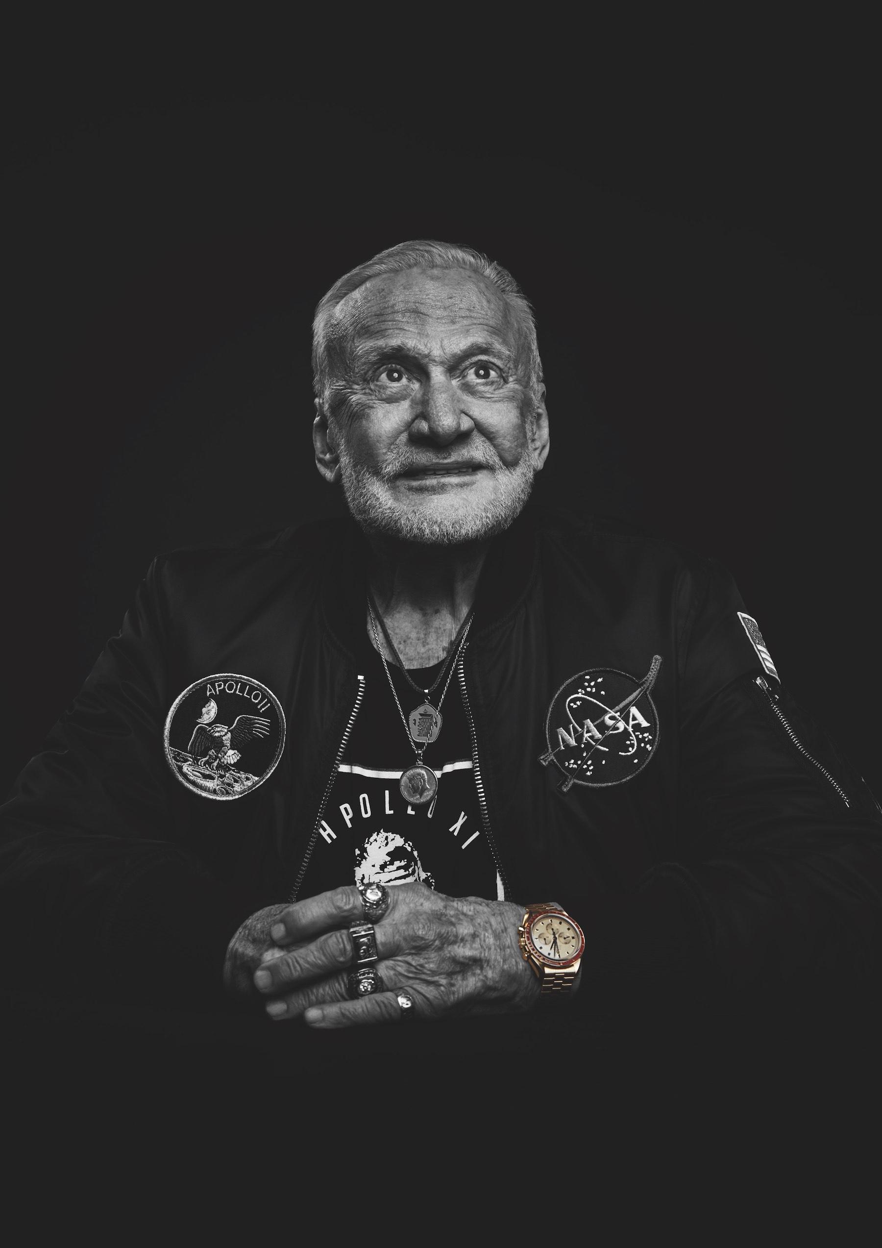 Buzz_Aldrin speedmaster