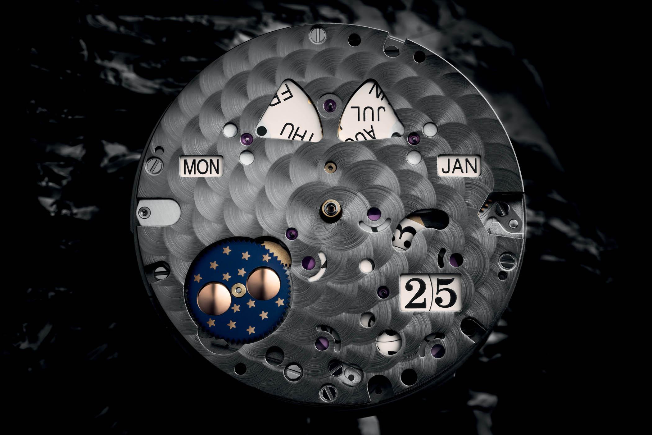 Celebrating 20 years of Glashutte Original Perpetual calendar