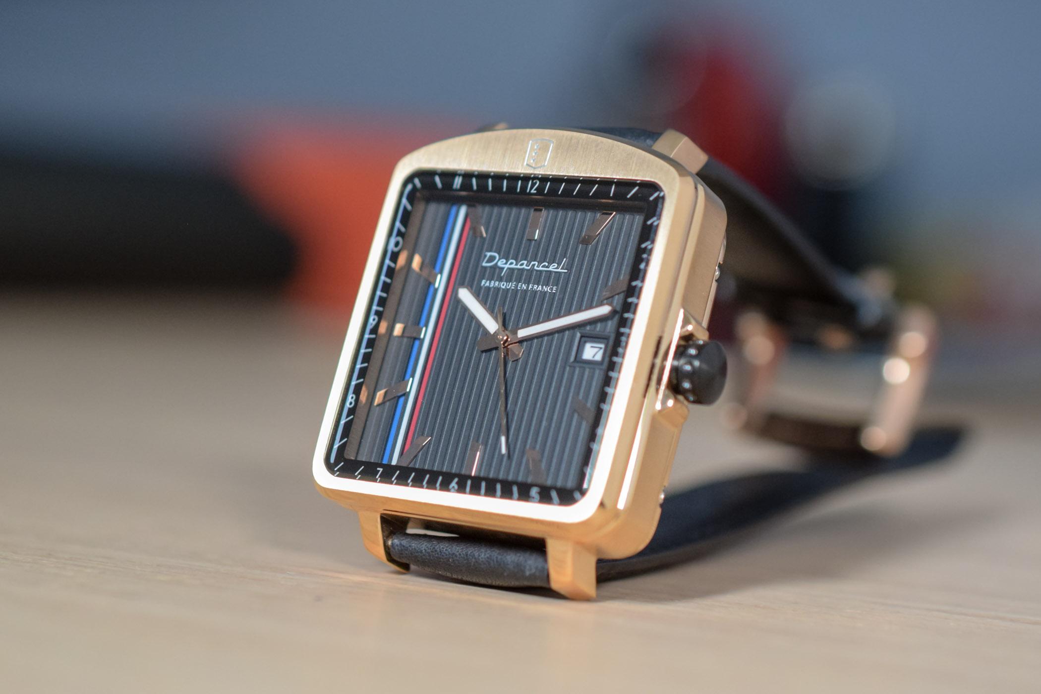 Depancel Renaissence - Kickstarter watch - 2