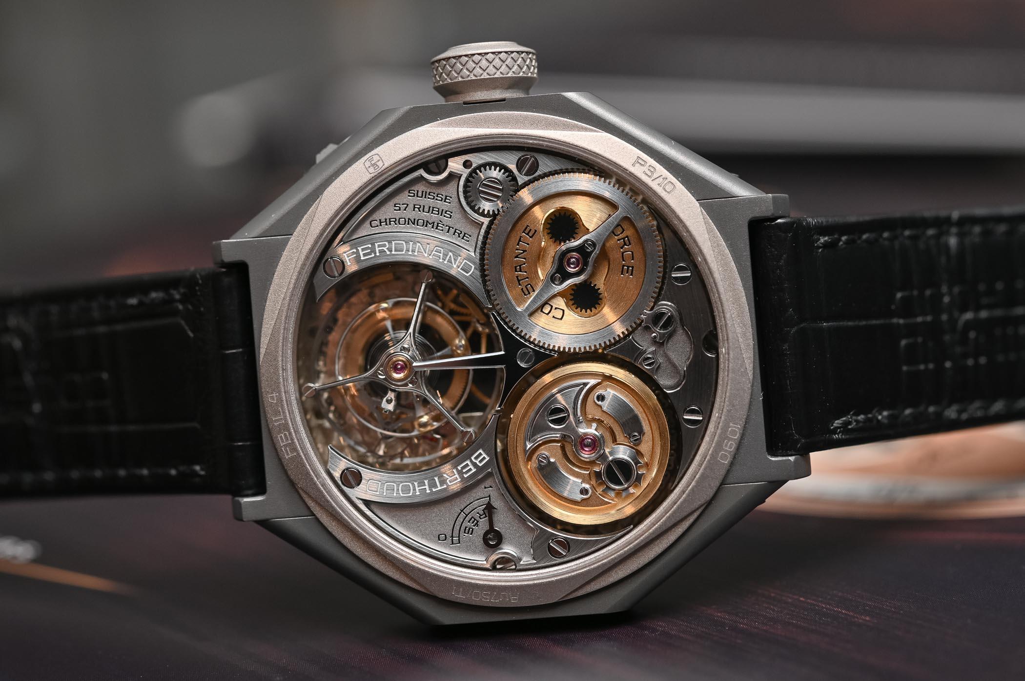 Ferdinand Berthoud Chronometre FB 1L Moon - Review - 10