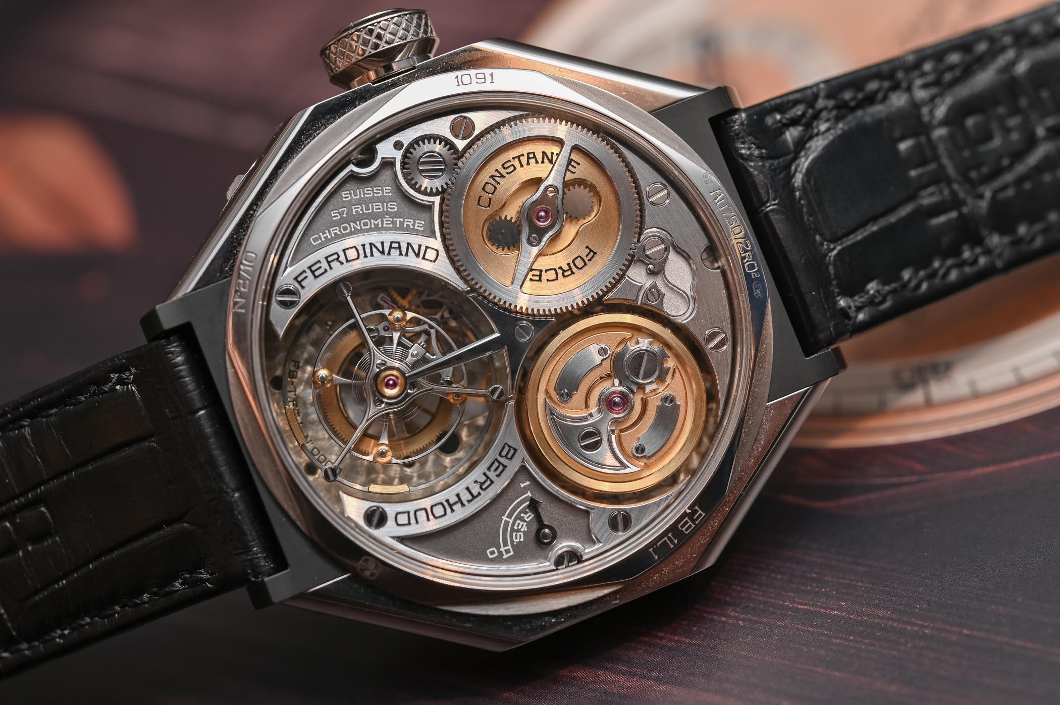 Ferdinand Berthoud Chronometre FB 1L Moon - Review - 3