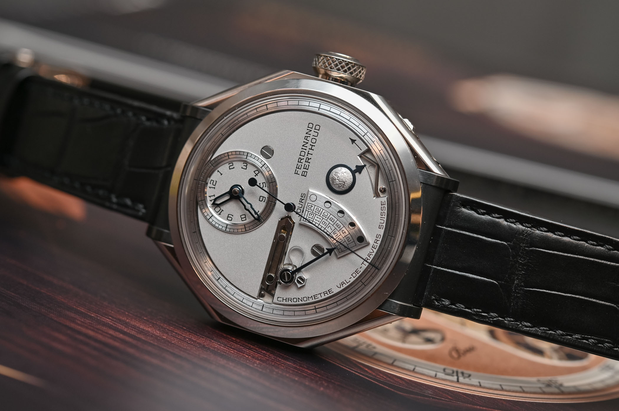 Ferdinand Berthoud Chronometre FB 1L Moon - Review - 7