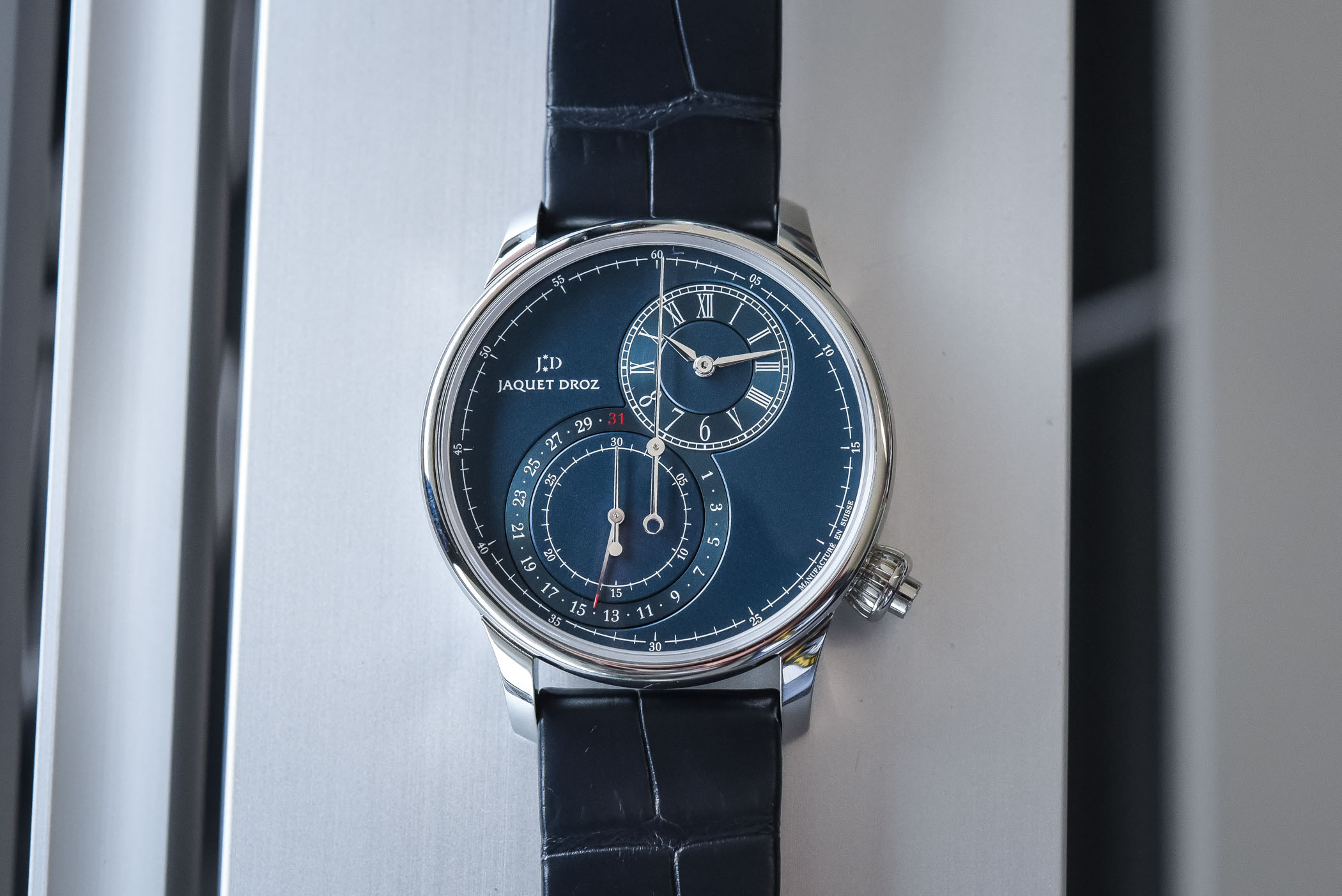 Jaquet Droz Grande Seconde Chronograph Monopusher