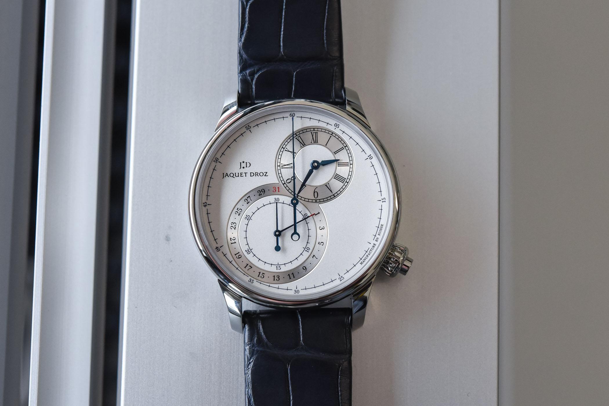 Jaquet Droz Grande Seconde Chronograph Monopusher