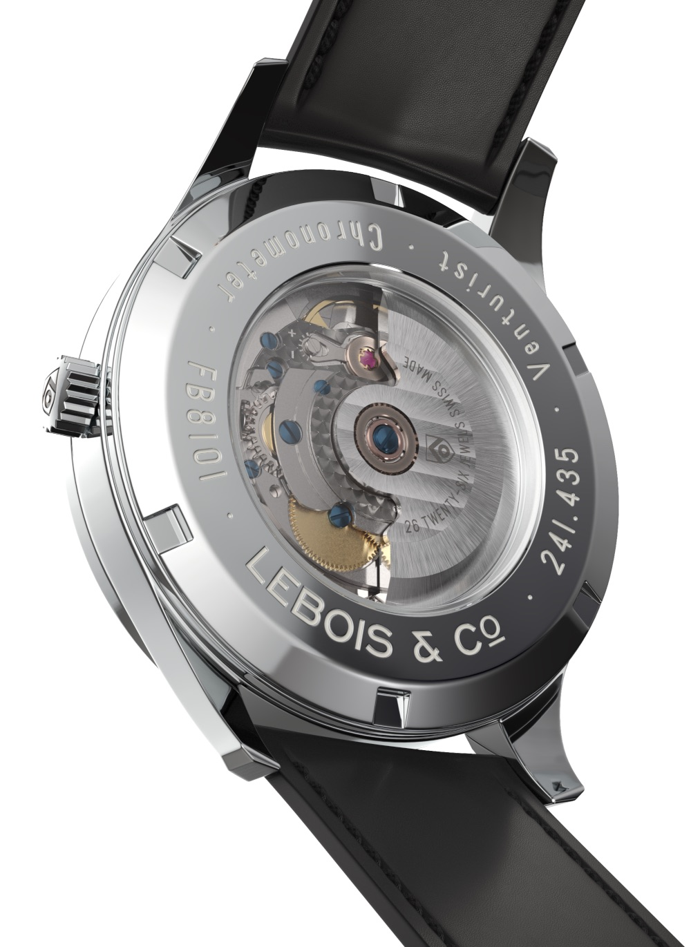 Lebois and Co Venturist Chronometer watch