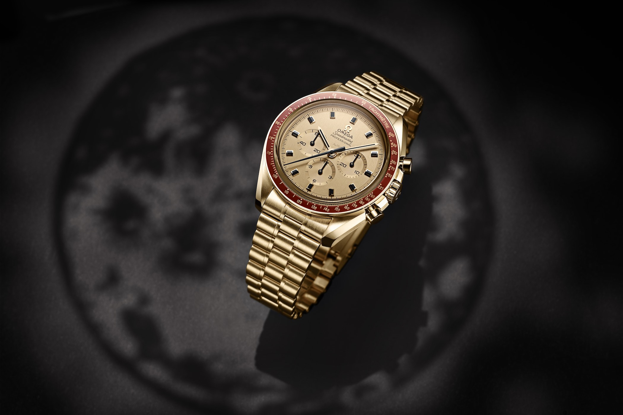 647620179ad The Stuff of Legend – Celebrating 50 Years of Moonwatch's Lunar Landing.  Omega relives that unforgettable day in ...