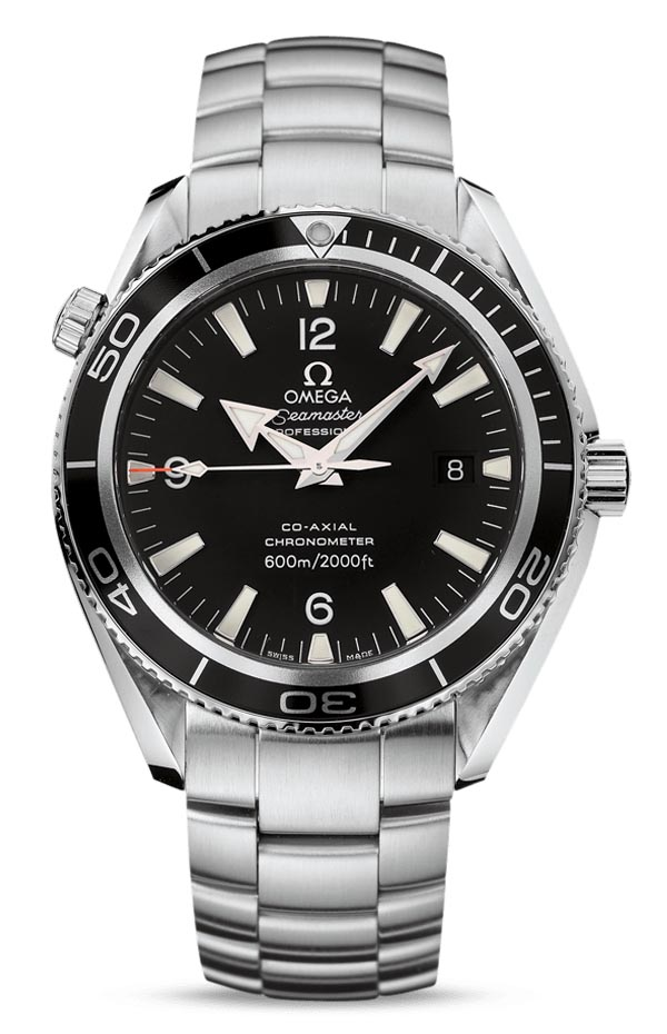 Omega Seamaster Planet Ocean 600m evolution - 1