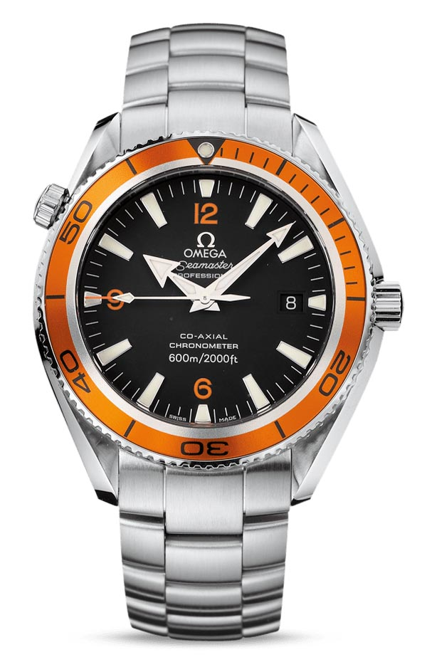 Omega Seamaster Planet Ocean 600m evolution - 2