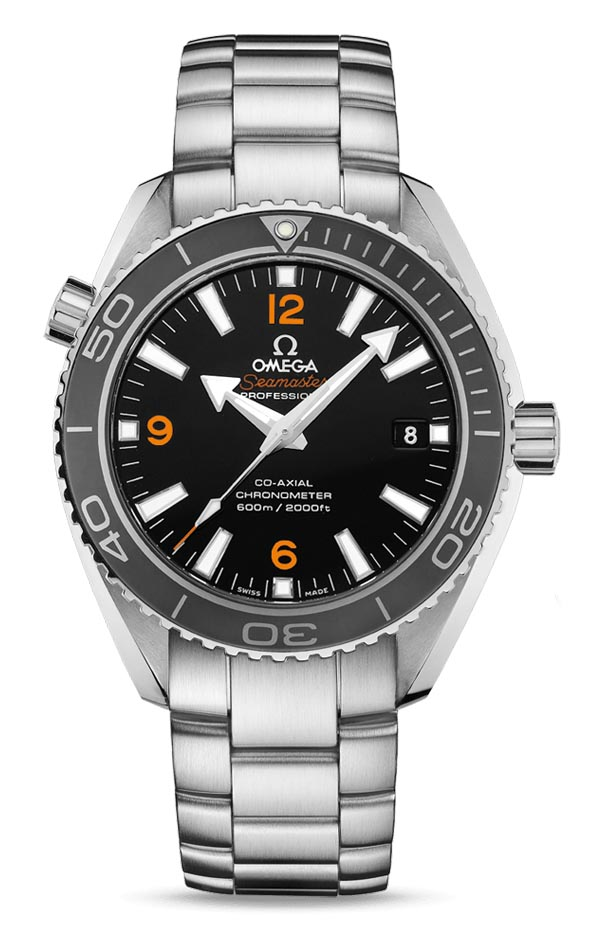 Omega Seamaster Planet Ocean 600m evolution - 3