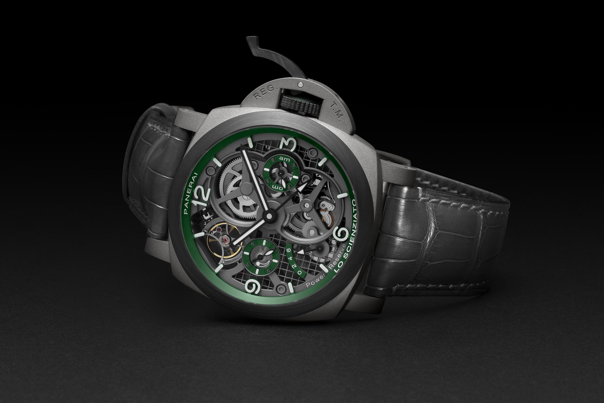 Panerai Luminor Tourbillon GMT PAM00768