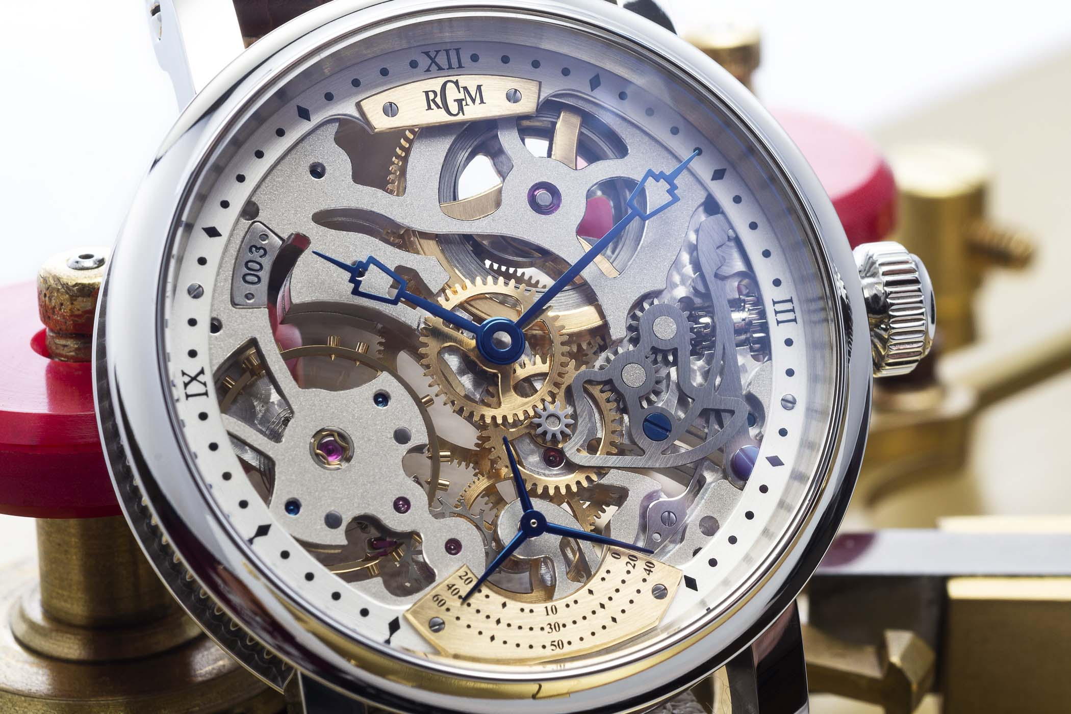 RGM Watch Co. PS-801-Skeleton - 1