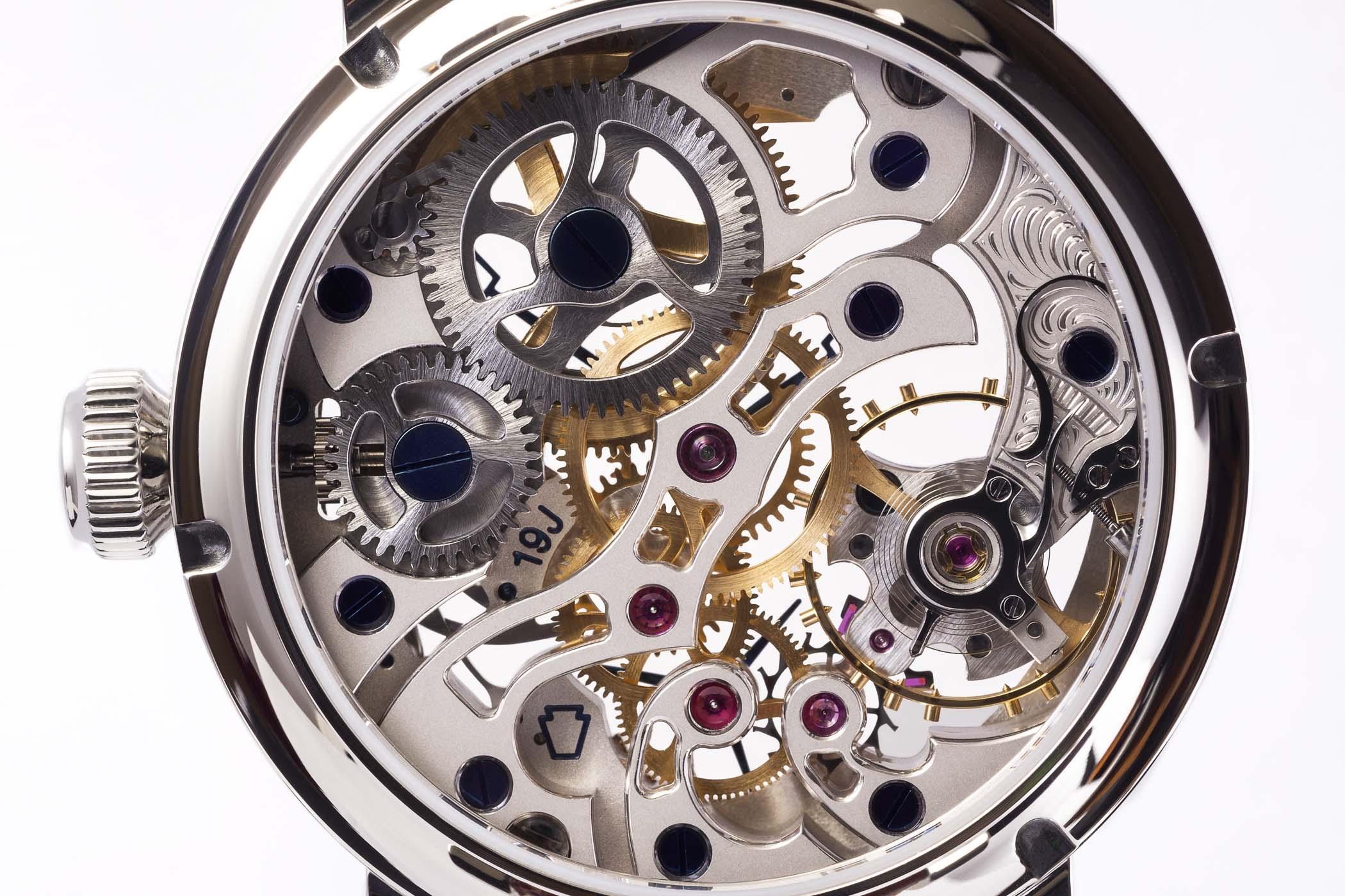 RGM Watch Co. PS-801-Skeleton - 2