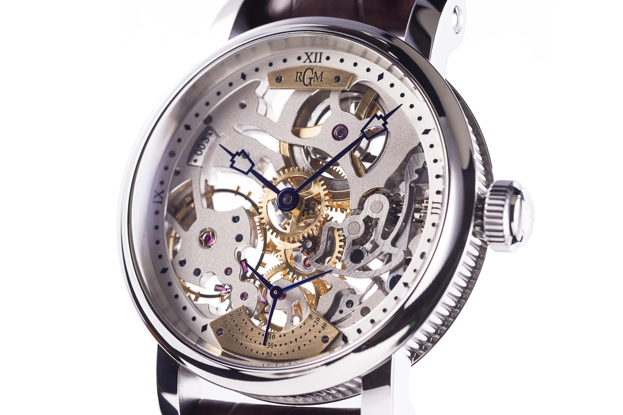 RGM Watch Co. PS-801-Skeleton - 5