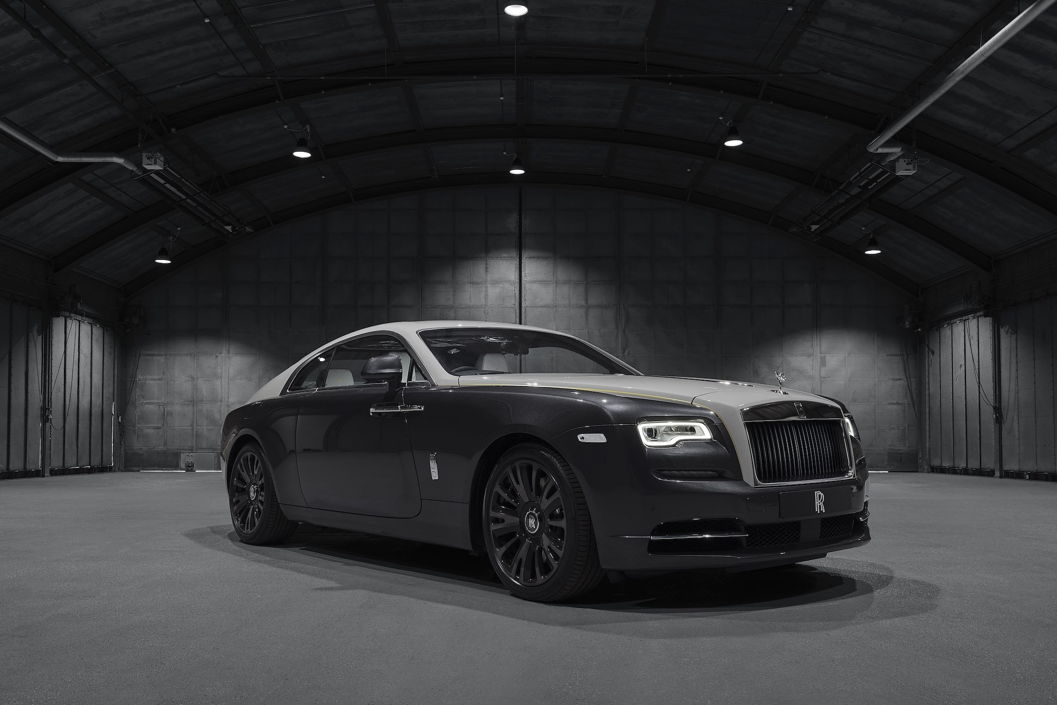 Rolls Royce Wraith Eagle VIII Concorso d'Eleganza Villa d'Este