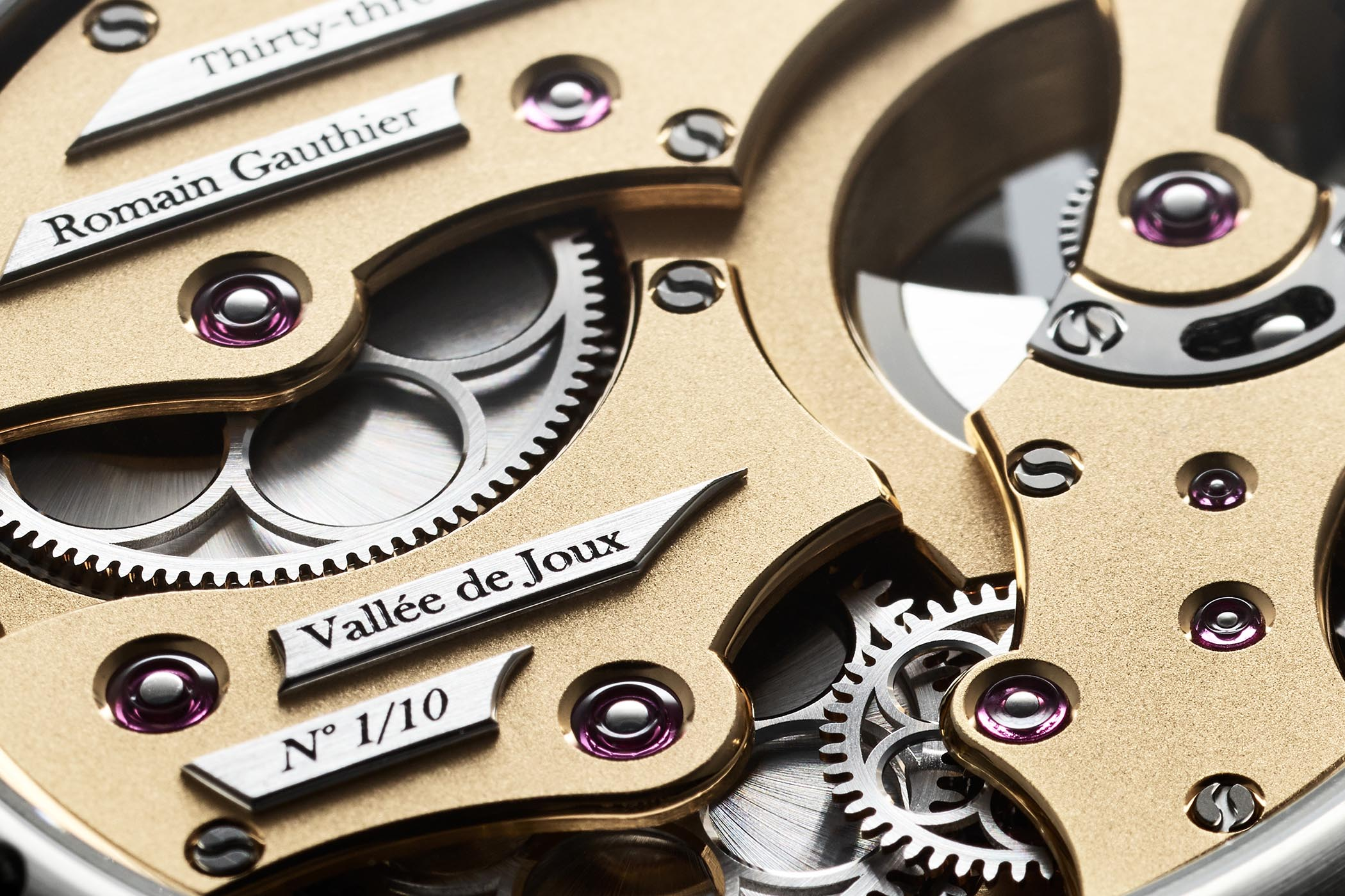 Romain Gauthier Insight Micro-Rotor White Gold - 8