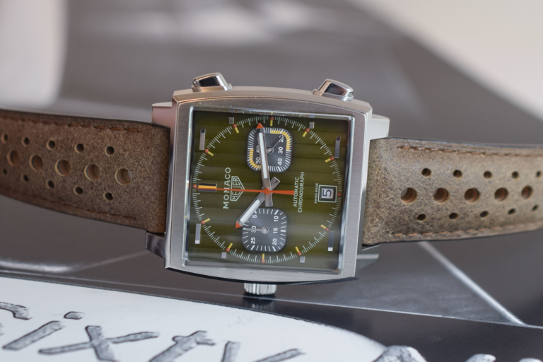 TAG Heuer Monaco 1969-1979 Limited Edition 50th