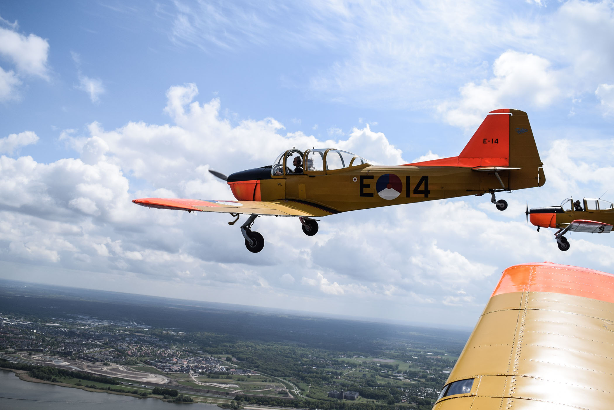 Up in the air with a Van der Gang Vlieger watch - 2