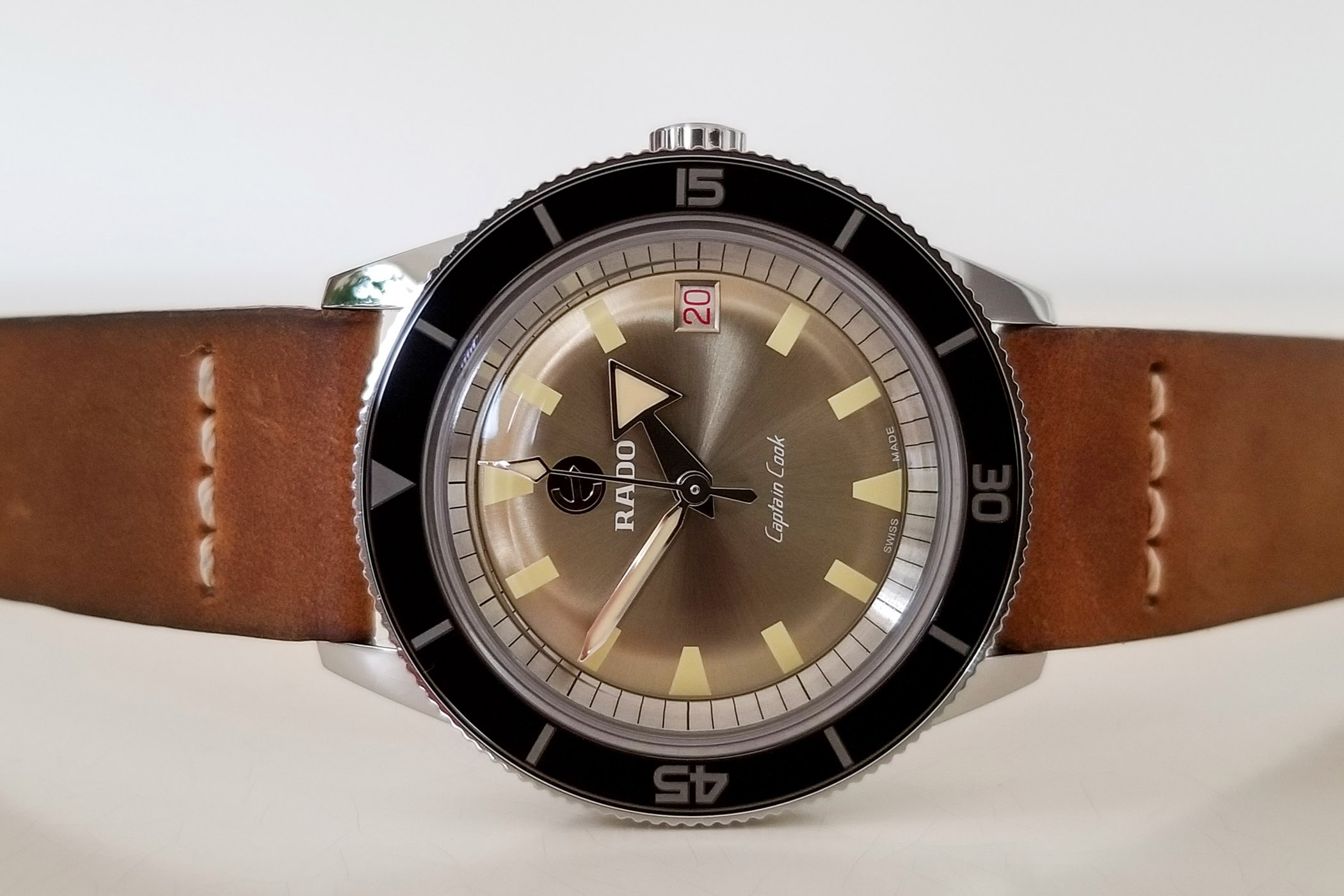 2019 Rado Captain Cook Limited Edition 37mm
