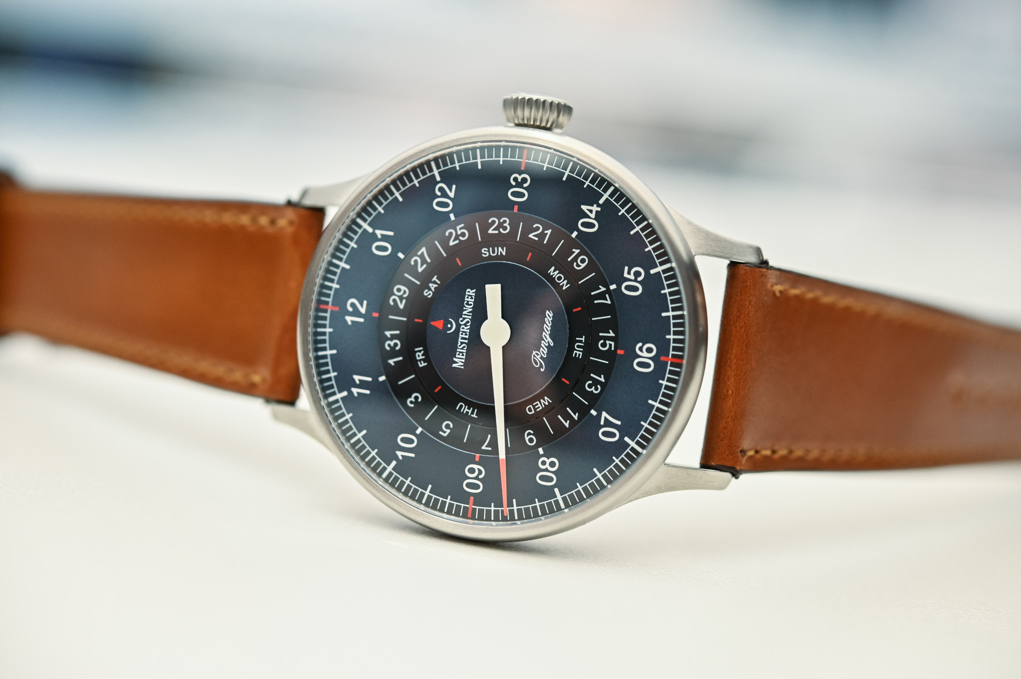 2019 Redesigned MeisterSinger Pangaea Day-Date