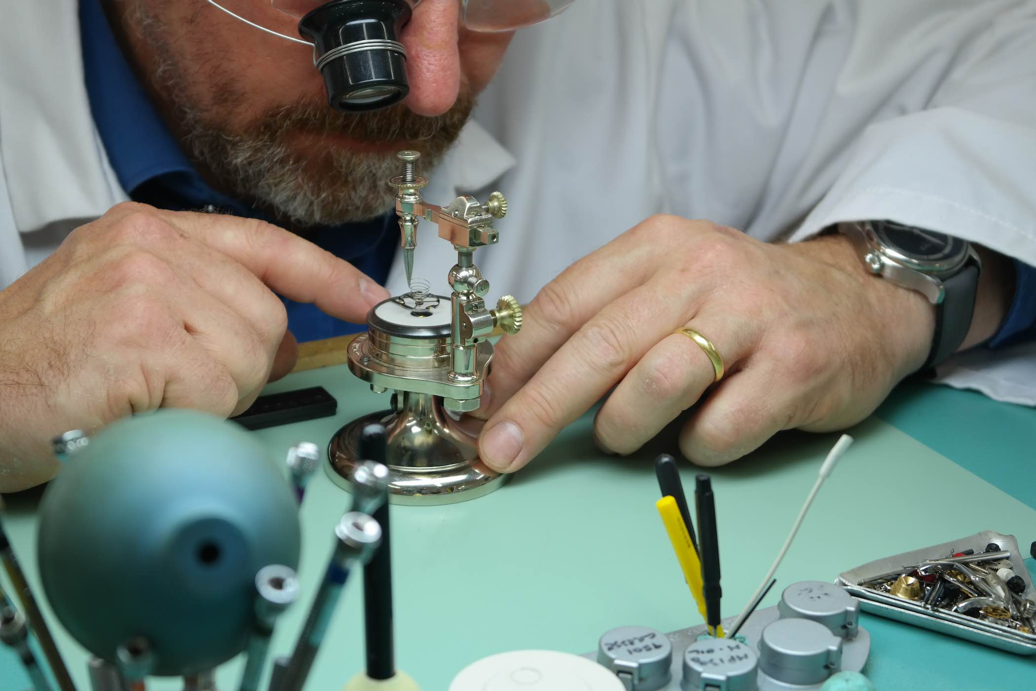 Garrick Watches - Workshop