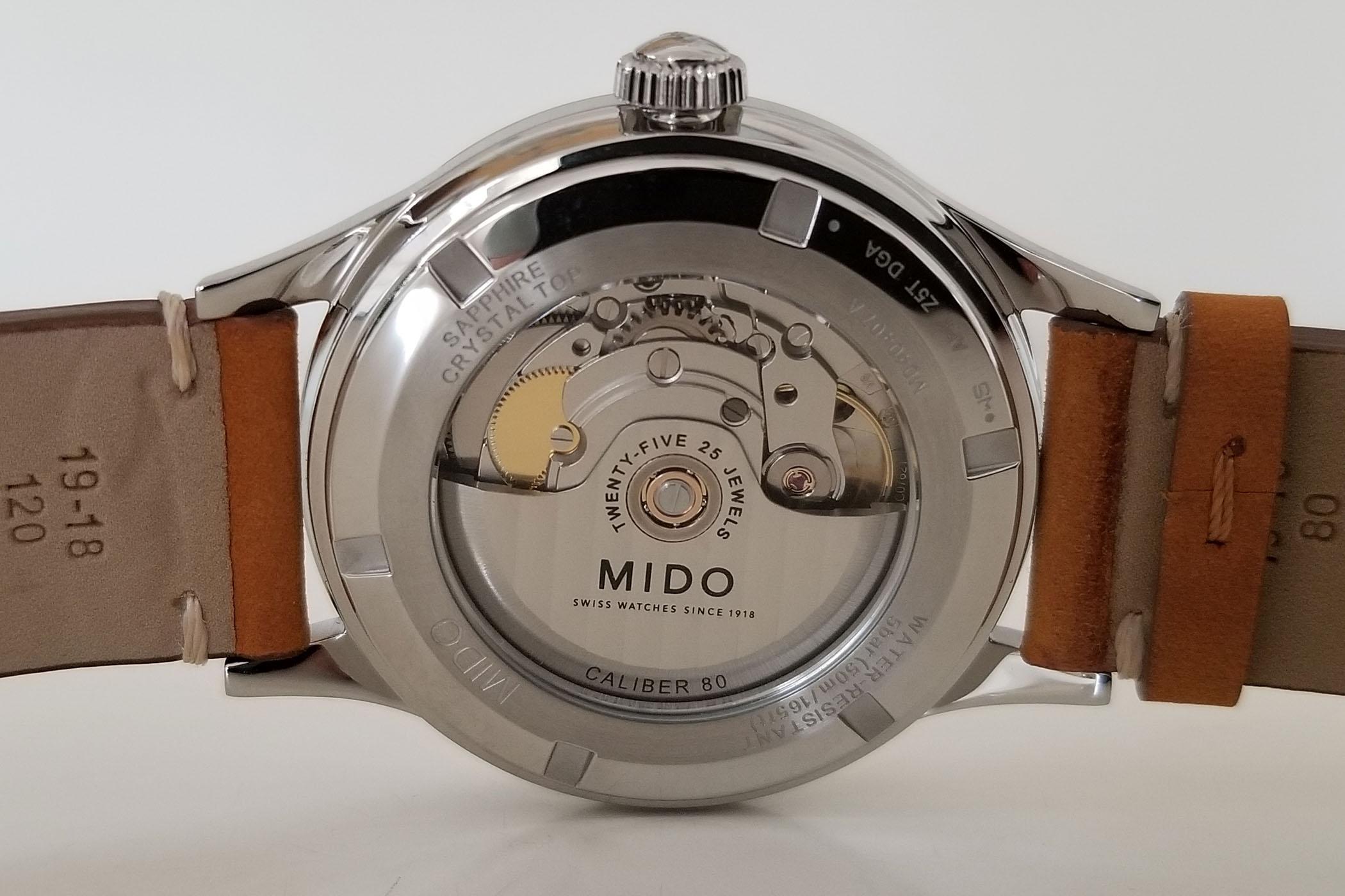 Mido Multifort Patrimony